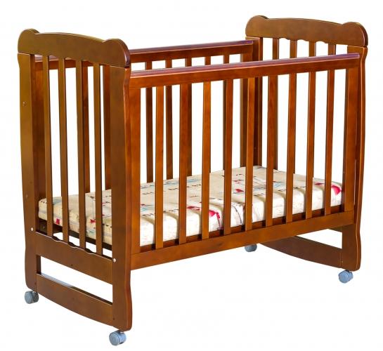 детская кроватка умка на колесах