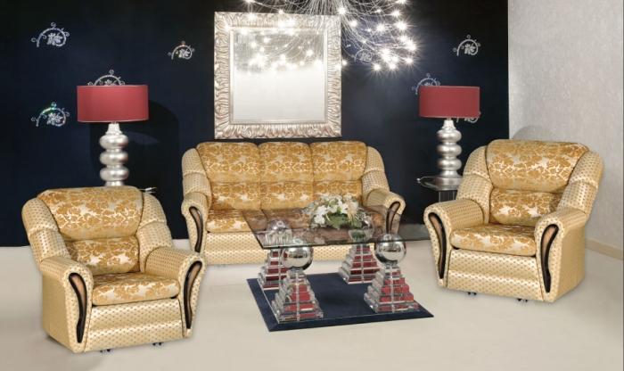комплект мягкой мебели Джулия