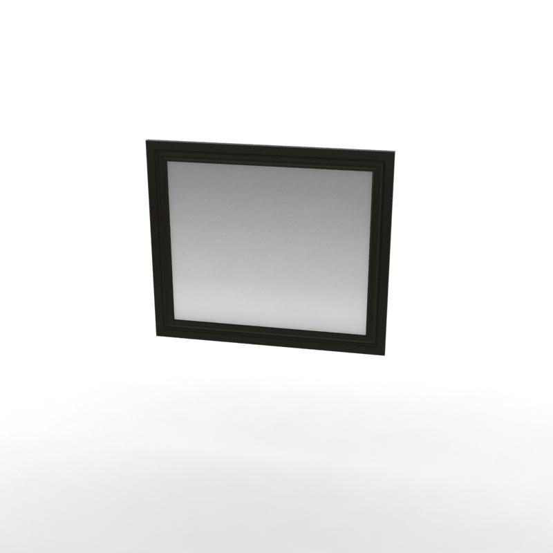 зеркало милена квадратное венге