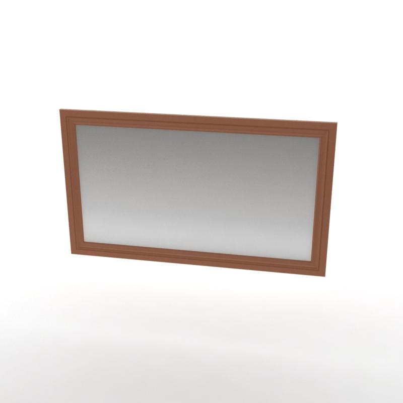 зеркало  милена прямоугольное орех