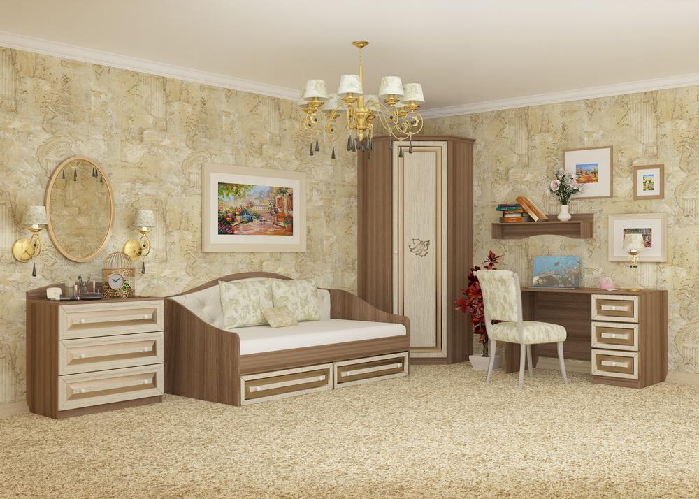 Делис спальня компоновка 3