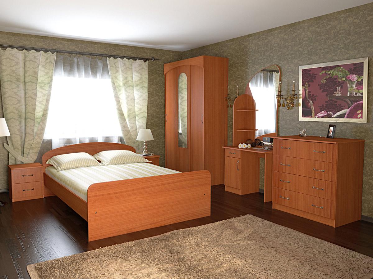 спальный гарнитур василиса