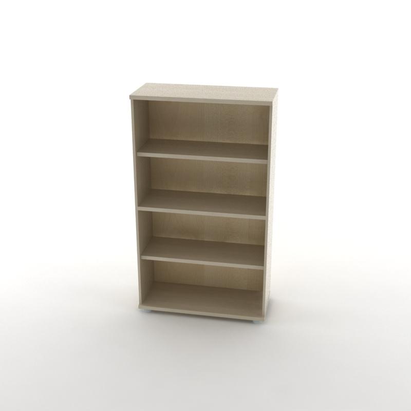 каркас шкафа для документовсредний светлый