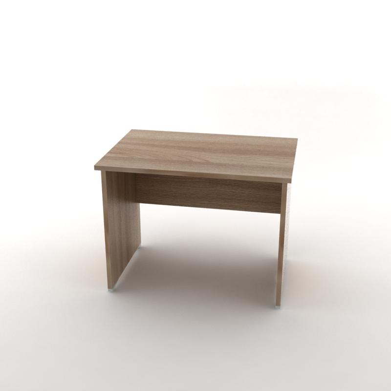 стол рабочий темный